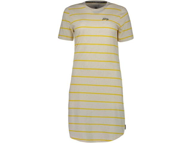 Maloja ViaSuraM. Robe Femme, sunlight stripe